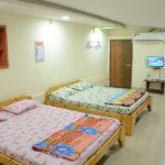 AC Rooms In Devbag Tarkarli