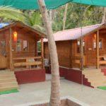 Budget Wooden Cottages in Devbag