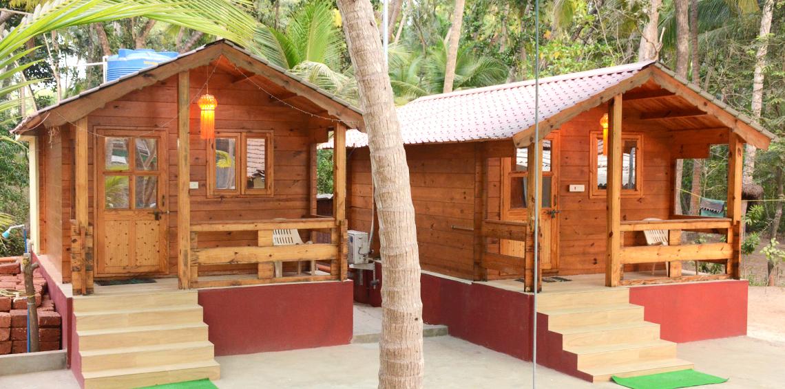 Wooden Cottages In Devbag - about us